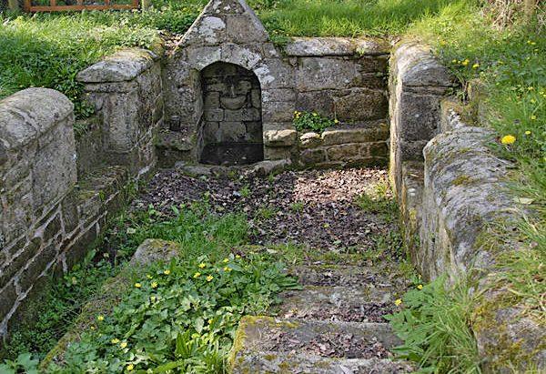 La Fontaine Sainte-Prisce