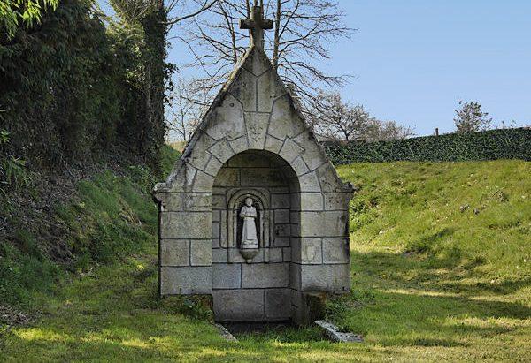 La Fontaine Saint-Rivalain