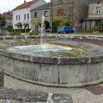 La Fontaine à Colonne