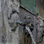 La Fontaine des Trois Têtes