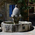 La Fontaine Place de la Libération