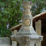 La Fontaine des Quatre Saisons