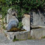 Première Fontaine rue des Granges