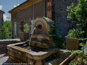 La Fontaine de la Bourgade