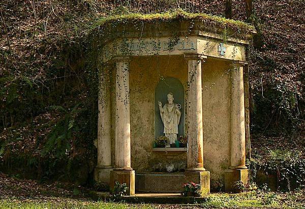 La Fontaine Saint-Martin de Cla