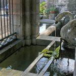 La Fontaine du Cygne