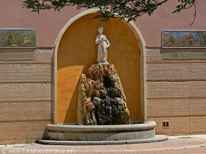 La Fontaine Saint-Gens