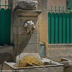 La Fontaine rue C.Chauvet
