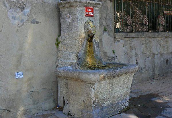 La Fontaine Boulevard du Maréchal Foch