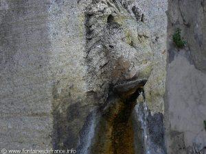 La Fontaine Bd du Mal Foch
