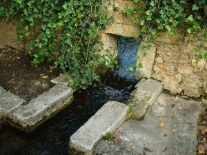 La Fontaine-Lavoir rue du Barry