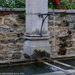 La Fontaine rue de l'Eglise