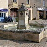 La Fontaine Place du Marché