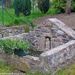La Fontaine Ste-Eugénie ou Ste-Ujane