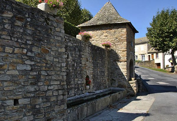 La Fontaine Abreuvoir