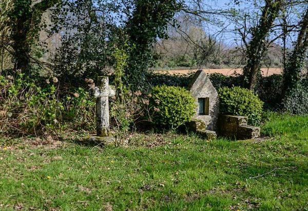 La Fontaine Saint-Sylvestre de Kergazuel