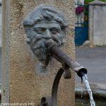 La Fontaine Place du Prieuré Ste-Catherine