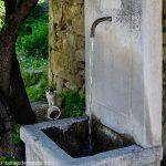 Fontaine sur autre partie de la Place Pommier