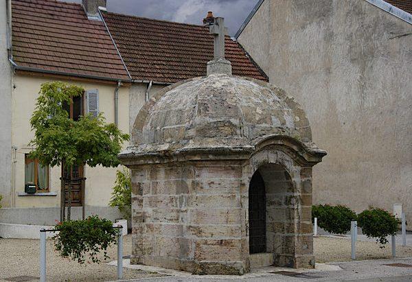 La Fontaine Saint-Gengoux