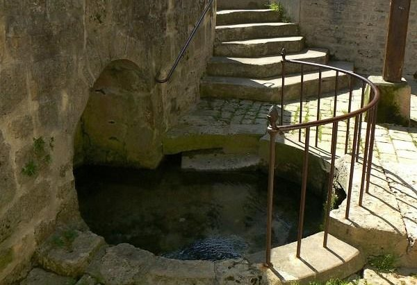 La Source de la Boutonne