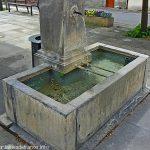 La Fontaine Place des Ormeaux