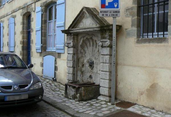 La Fontaine Saint-Tugdal