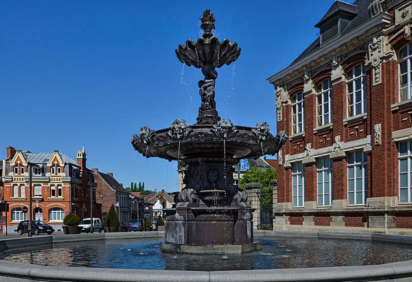 La Fontaine Seydoux
