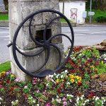 La Fontaine Place Croix Mariotte