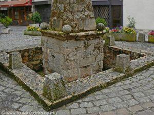 La Fontaine des Barres