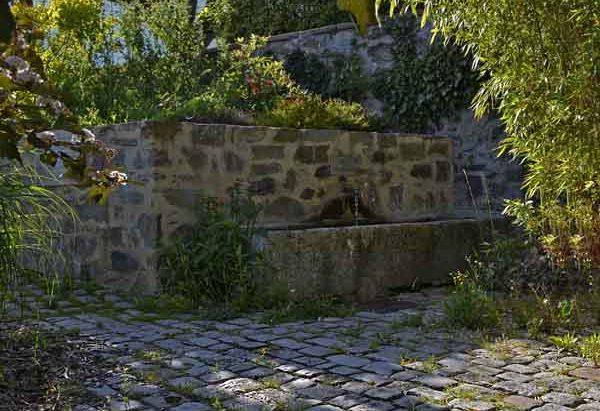 La Fontaine du Clodou