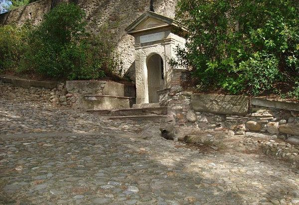 La Fontaine Notre-Dame de Marceille