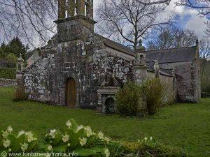 La Fontaine de la Chapelle Ste-Marguerite