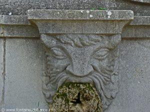 La Fontaine aux Trois Masques