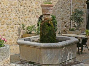 La Fontaine de l'Ancien Moulin