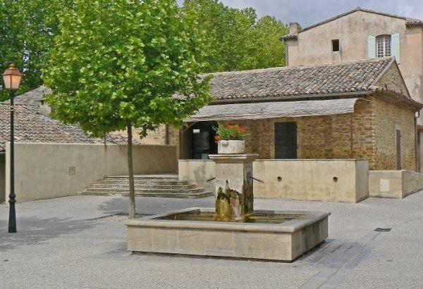 La Fontaine Place Henri Barthélémy