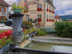 La Fontaine rue du Passeur