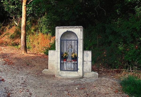 La Fontaine Sainte-Macrine