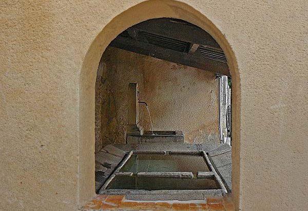 La Fontaine rue Guimety