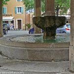 La Fontaine Place Louis Cornillac