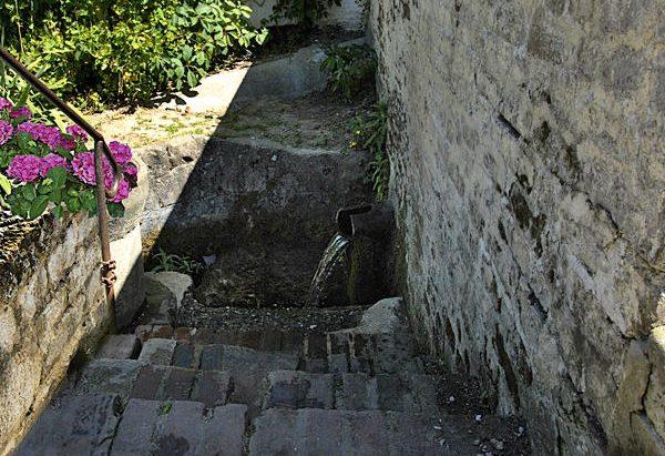 La Fontaine Notre-Dame des Affligés