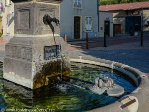 La Fontaine Ste-Julitte
