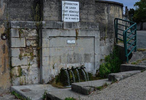 La Fontaine Boulevard Richard Coeur de Lion