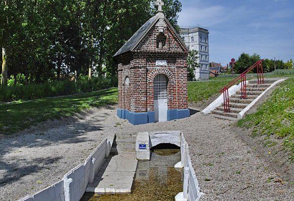 La Fontaine Sainte-Bertille