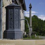 Fontaine angle rue Principale rue de Méligny
