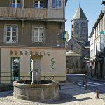 La Fontaine Place Vieillefont