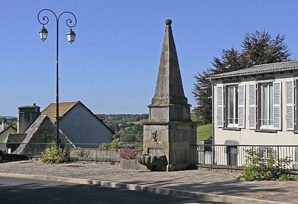 Fontaine Boulevard Montyon