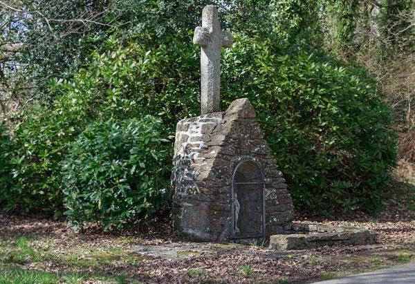 La Fontaine Notre-Dame de Lorette