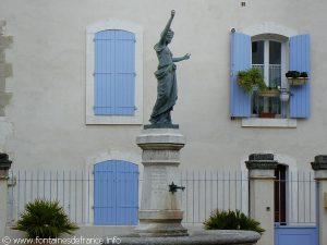 La Fontaine de la Liberté