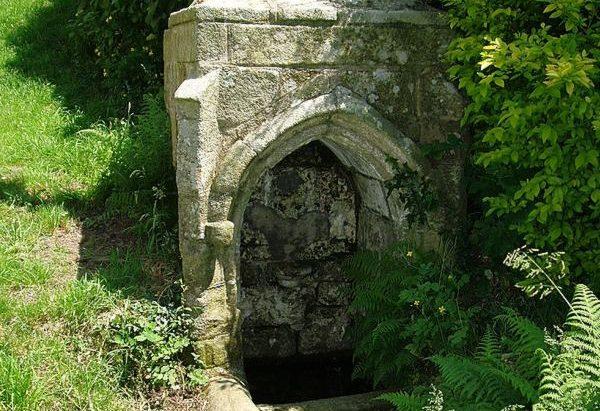 Les Fontaines de la Chapelle Saint-Adrien