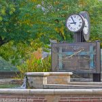 La Fontaine de l'Horloge Monumentale
